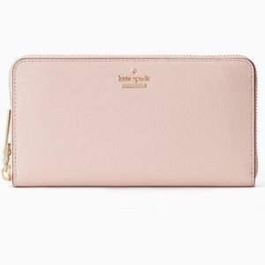 🔽 Kate spade cameron street lacey vellum wallet